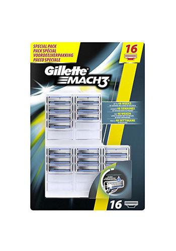 Gillette Gillette Mach3 16er Klingen (4x4er Klingen)