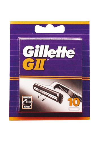 Gillette Gillette G II 10er Klingen