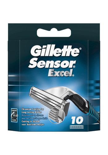 Gillette Gillette Sensor Excel 10er Klingen