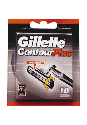 Gillette Gillette Contour Plus 10er Klingen