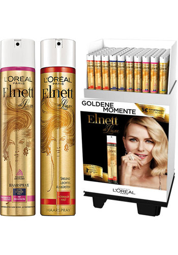 Elnett Haarspray 300ml 70er Display