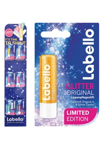 Labello Labello Lippenpflege Glitzer Hakenleiste 30er