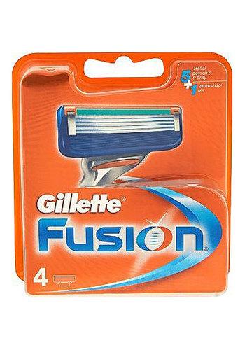 Gillette Gillette Fusion 4er Klingen