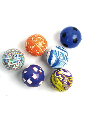 D5 Avenue Springball 4,3cm bunt 8 fach sortiert