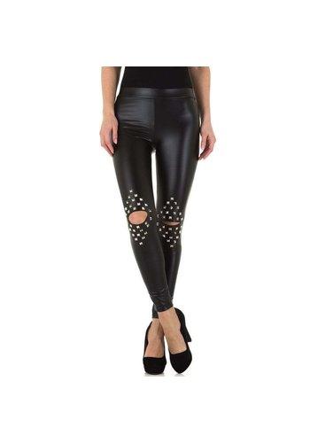 D5 Avenue Frauen Leggings - schwarz