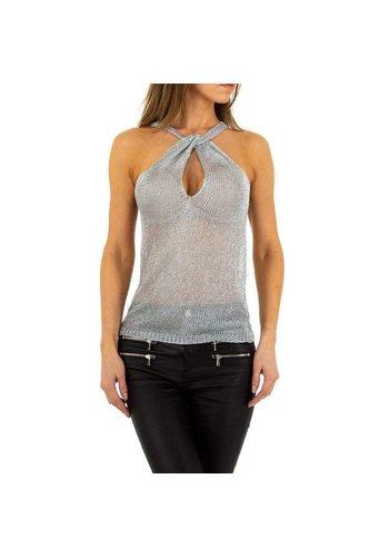 EMMA&ASHLEY DESIGN Damen Top von Emma&Ashley Design Gr. One Size - silber
