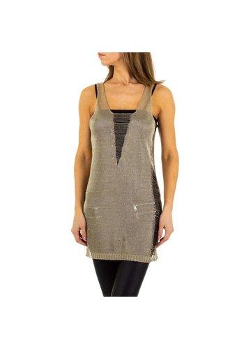 EMMA&ASHLEY DESIGN Damen Top von Emma&Ashley Design Gr. One Size - gold