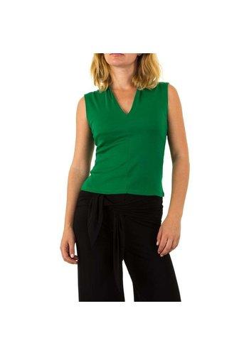 D5 Avenue Ladies Top - grün