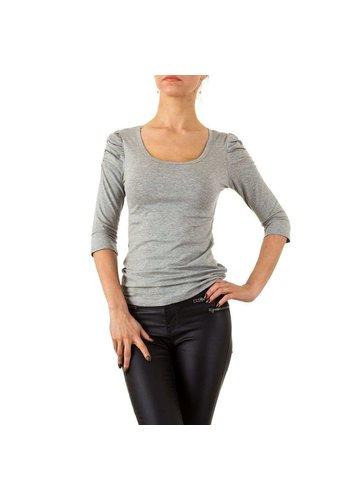 D5 Avenue Damen Shirt von Usco - grau