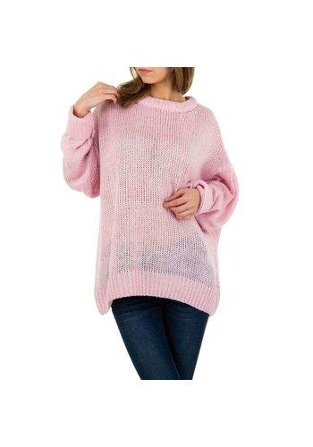 EMMA&ASHLEY Damen Pullover von Emma&Ashley Gr. One Size - rose