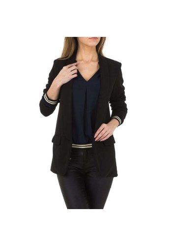 JCL Damen Jacke von JCL - schwarz