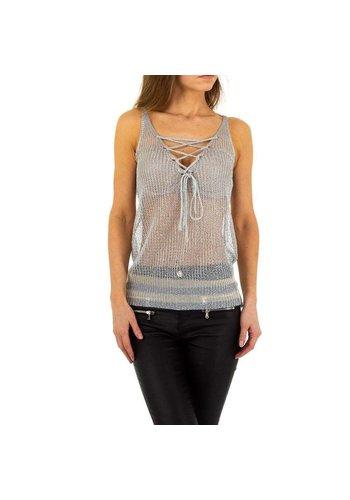 EMMA&ASHLEY DESIGN Damen Top von Emma&Ashley Design Gr. One Size - silver