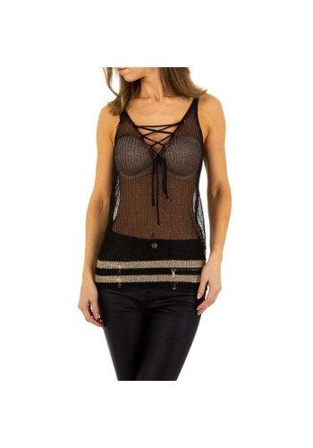 EMMA&ASHLEY DESIGN Damen Top von Emma & Ashley Design Gr. One Size - schwarz