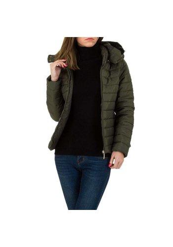 D5 Avenue Damen Jacke von Milas - khaki