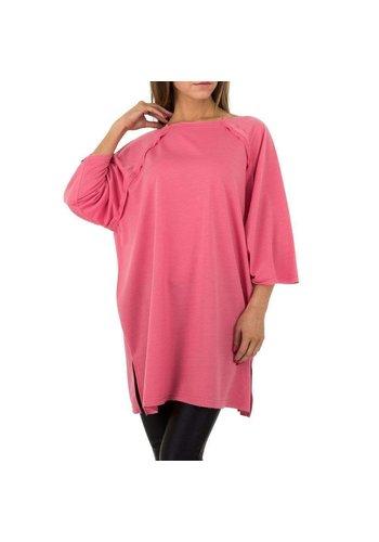JCL Damen Tunika von JCL - pink
