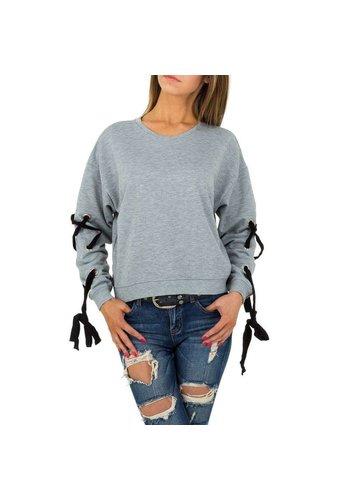 JCL Damen JCL Sweatshirt - grau