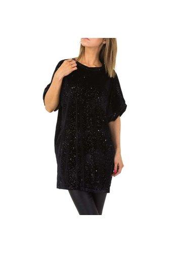 JCL Damen Tunika von JCL Gr. One Size - black
