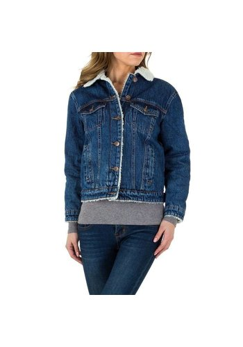 D5 Avenue Damen Jacke von Laulia - blau