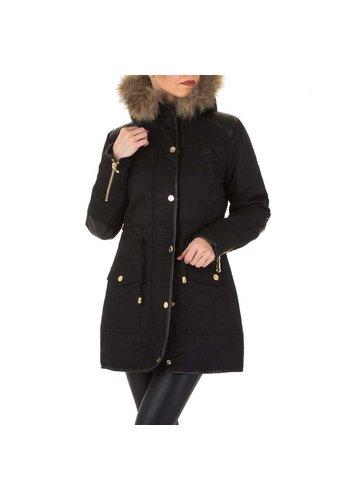 D5 Avenue Damen Jacke von BySwan - schwarz