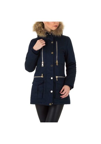 D5 Avenue Damen Jacke von BySwan - D.blau