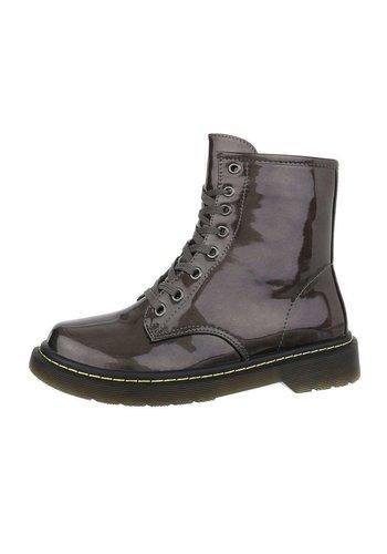 D5 Avenue Damen Boots - grau