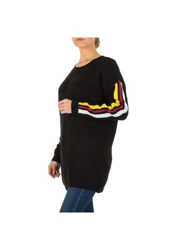 D5 Avenue Damenpullover von Milas Gr. one size - schwarz