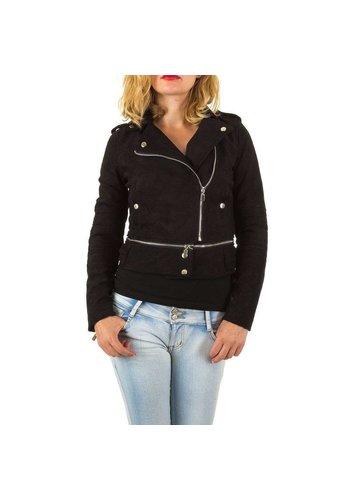 D5 Avenue Damen Jacke - schwarz