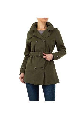 D5 Avenue Damen Mantel von Daysie Jeans - armygreen