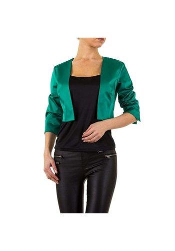 D5 Avenue Damen Jacke von Vera Mont - grün