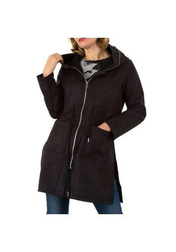 SHK PARIS Damen Mantel von Shk Paris - schwarz