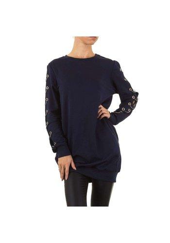 EMMA&ASHLEY Frauen Sweatshirt von Emma & Ashley - blau