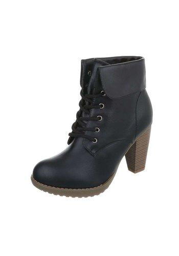 D5 Avenue Damen Schn%FCrstiefeletten - black