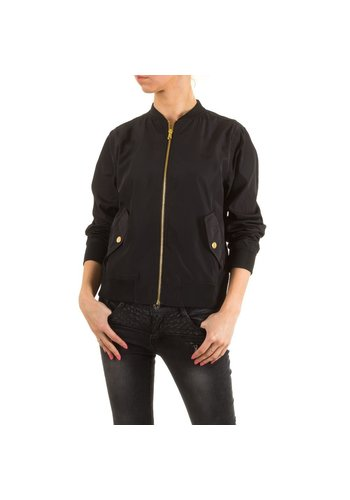 JCL Damen Jacke von Jcl - black