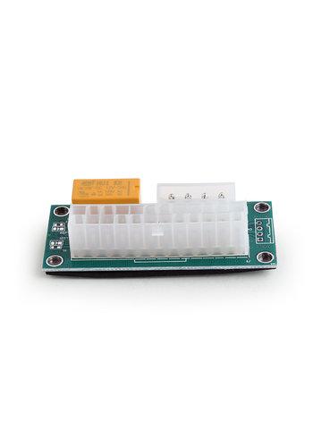 CableXpert Dual Netzteiladapter, MOLEX