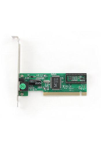 Gembird 100Base-TX PCI schnelle Ethernet Karte mit Realtek Chipsatz