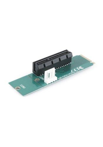 Gembird PCI-Express M.2 Erweiterungskarte