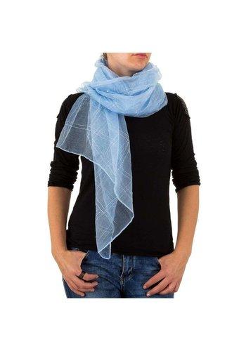 BEST FASHION Damenschal von Best Fashion Gr. Einheitsgröße - H. blau