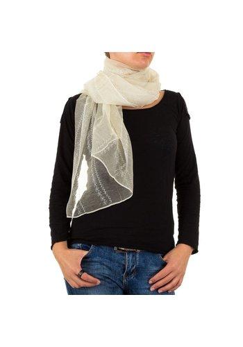 BEST FASHION Damen Schal von Best Fashion Gr. one size - beige