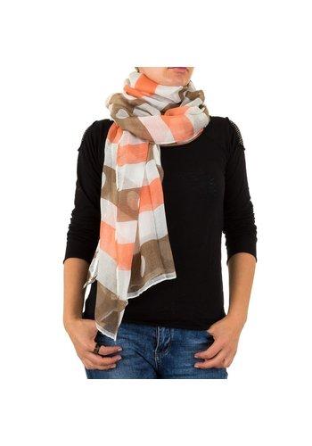 BEST FASHION Damen Schal von Best Fashion Gr. one size - orangepeu