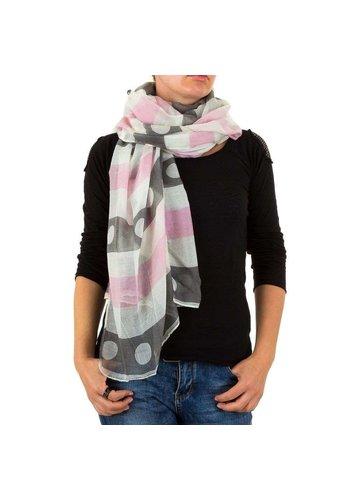 BEST FASHION Damen Schal von Best Fashion Gr. one size - grisrose