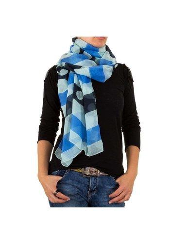 BEST FASHION Damen Schal von Best Fashion Gr. one size - bleuclair