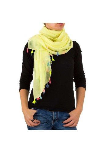 BEST FASHION Damen Schal von Best Fashion Gr. one size - H.grün