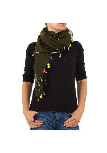 BEST FASHION Damen Schal von Best Fashion Gr. one size - khaki