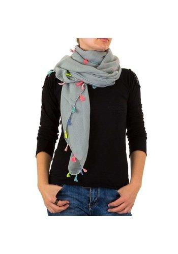 BEST FASHION Damen Schal von Best Fashion Gr. one size - grau