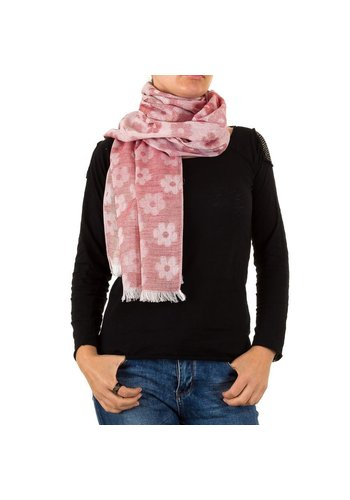 BEST FASHION Damen Schal von Best Fashion Gr. one size - rot