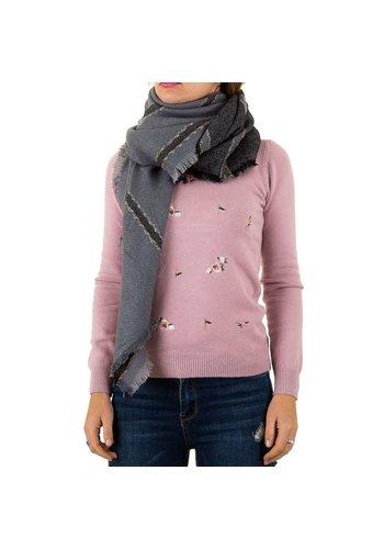 BEST FASHION Damen Schal von Best Fashion Gr. one size - DK.grey