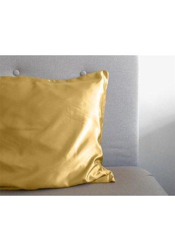 Sleeptime Beauty Skin Care Kissenbezug Gold
