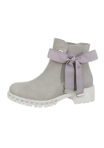 D5 Avenue Damen Chelsea Boots - grey