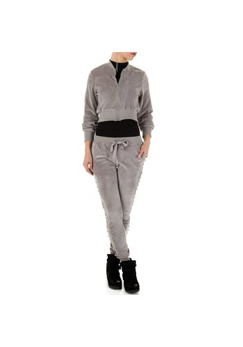 D5 Avenue Damen Anzug - grau