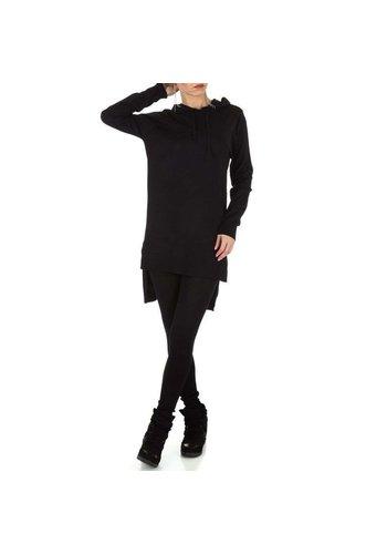 D5 Avenue Damen Anzug - schwarz